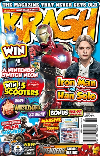 This Issue Krash
